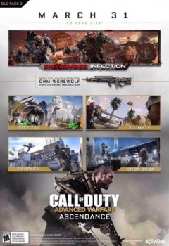 [XBOX360][JTAG]CoD : Advanced Warfare - Ascendance DLC