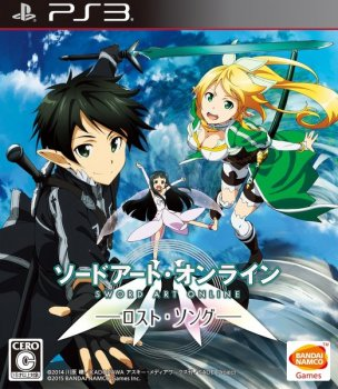 [PS3]Sword Art Online: Lost Song [ASIA/ENG]