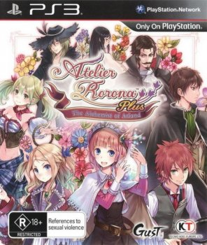 Atelier Rorona Plus: The Alchemist of Arland (2014) [EUR][ENG] [ABSTRAKT]