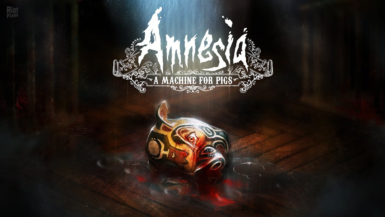 amnesia the machine