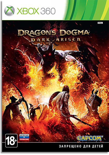 Dragon's Dogma: Dark Arisen (2013) XBOX360-iMARS[