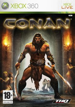 Conan (2007) [Region Free][RUS][RUSSOUND][P] (XGD2)