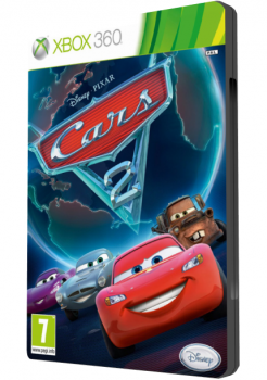 Cars 2: The Video Game (2011) [PAL][RUSSOUND][L]