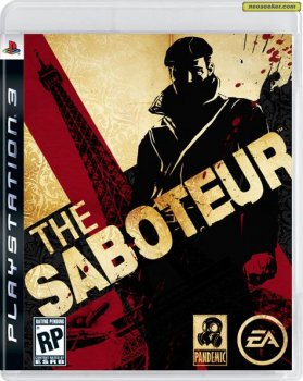 The Saboteur (2009) [FULL][RUS][ENG][L]