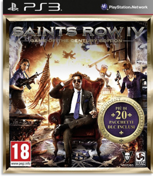 Saints Row IV - Game of the Century Edition (2014) [EUR][ENG][L] [3.41][3.55][4.21+]