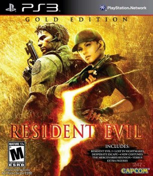 Resident Evil 5 - Gold Edition (2010) [FULL] [ENG] [L]