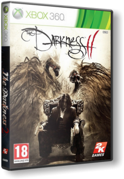 The Darkness II (2012) [Region Free][ENG-текст][RUSSOUND][P] (XGD3) (LT+ 3.0)