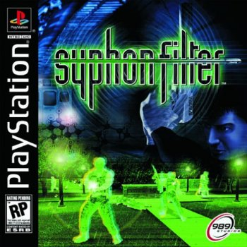 Syphon Filter (1999) [RUS]