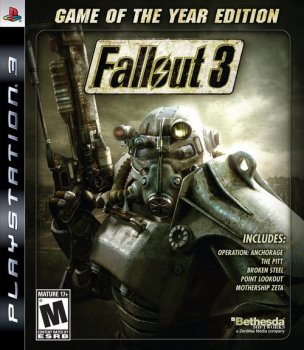Fallout 3 G.O.T.Y. (2009) [FULL][ENG][L]