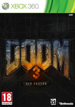 DOOM 3 BFG Edition (2012) [PAL][RUS][RUSSOUND][P] (XGD3) (LT+ 3.0)