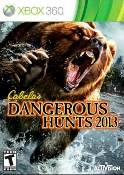 Cabela's Dangerous Hunts 2013 (2012) [Region Free][ENG][L] (LT+ 2.0)