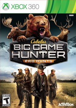 Cabela's Big Game Hunter Pro Hunts (2014) [Region Free][ENG][L] (LT+3.0)