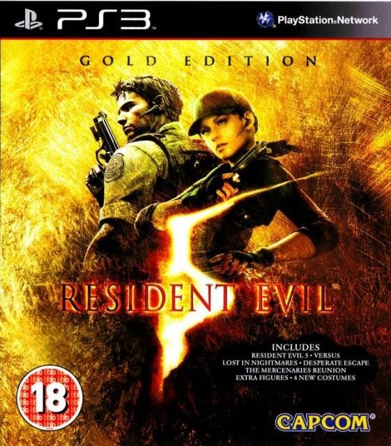 Resident Evil 5 Gold Edition Torrent Ps3