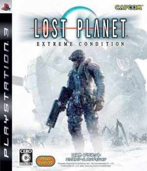 Lost Planet: Extreme Condition (2008) [JAP][RUS][RUSSOUND][P] [Cobra ODE / E3 ODE PRO ISO]