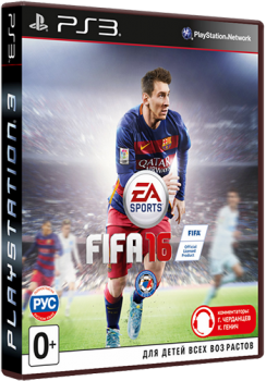 FIFA 16 (2015) [EUR][ENG][RUS][RUSSOUND][L] [4.75]
