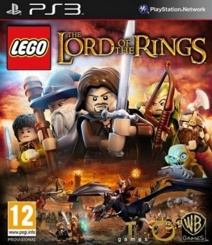 LEGO The Lord of the Rings (2012) [EUR][Multi][RUS] [4.25]