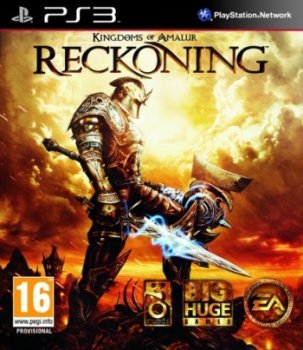 Kingdoms of Amalur Reckoning (2012) [PAL][RUS][RePack] by FUJIN [CFW 3.55][CFW 4.21][CFW 4.30]