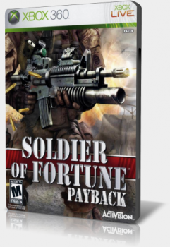Soldier of Fortune: Payback (2007) [Region Free][RUS][P](XGD2)