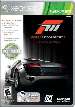 Forza Motorsport 3 Ultimate Collection (2010) [PAL][RUS][L]