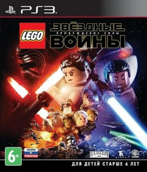 LEGO Star Wars: The Force Awakens / LEGO �������� �����: ����������� ���� (2016) [+ DLC Content Packs][FULL][RUS][L]