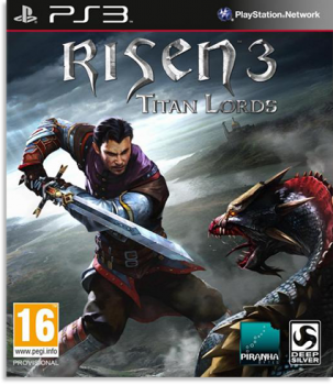 Risen 3: Titan Lords (2014) [USA][ENG][RePack] [4.21+]
