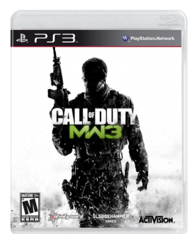 Call of Duty Modern Warfare 3 (2011) [Eur][Rus] [DLC]