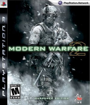 Call of Duty: Modern Warfare 2 (2009) [FULL][RUS][RUSSOUND][L]