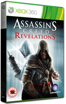 Assassin's Creed: Revelations (2011) [PAL][RUS][RUSSOUND][L] (XGD3) (LT+ 2.0)