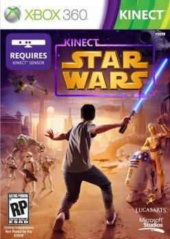 Kinect Star Wars (2012) [Kinect] [PAL][RUS][RUSSOUND][L] (XGD3) (LT+2.0)