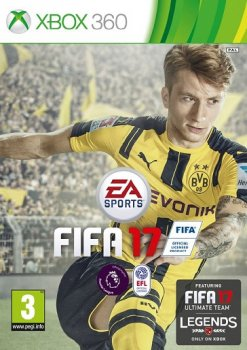 [Xbox 360] FIFA 17 [GOD / RUSSOUND]
