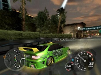 [PS2] Need For Speed Underground 2 [RUS|NTSC][«ViT Company»]