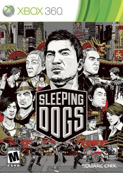 [XBOX360] Sleeping Dogs + ALL DLC + TU [Freeboot][ENG]