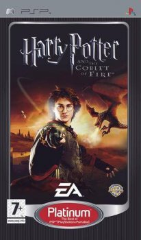 [PSP] Harry Potter and the Goblet of Fire [FULL] [CSO] [RUS]
