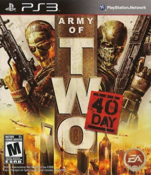 [PS3] Army of Two: The 40th Day [Repack] [EUR / RUS]