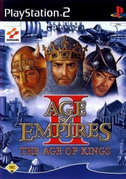 [PS2] Age of Empires II: The Age of Kings [RUS/Multi5|PAL][CD]