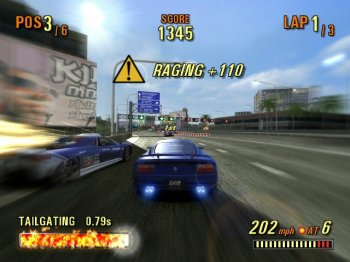 [PS2] Burnout 3: Takedown [RUS/ENG|NTSC]