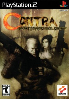 [PS2] Contra: Shattered Soldier [Multi3|NTSC][CD]
