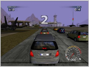 [PS2] Mercedes-Benz World Racing [RUS|PAL]