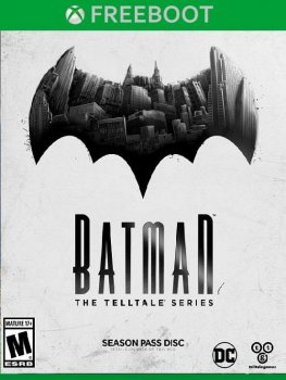 [XBOX360] Batman: The Telltale Series Episode 1-3 + TU 2 [XBLA / RUS]