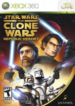 [XBOX360] Star Wars The Clone Wars: Republic Heroes [Region Free / RUS]