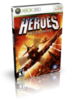 [XBOX 360] Heroes Over Europe [Region Free/RUS]