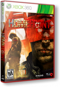 [XBOX360] Homefront [Freeboot / Russound]
