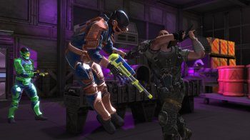 [XBOX360] Eat Lead: The Return of Matt Hazard [Region Free][RUS]