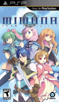[PSP] Mimana Iyar Chronicle [FULL] [CSO] [ENG]