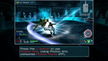 [PSP] Phantasy Star Portable 2 [FULL] [CSO] [ENG]