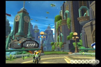 [PS2] Ratchet & Clank 3: Up Your Arsenal [RUS|NTSC]