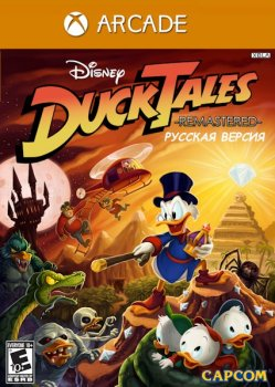 [XBOX360] DuckTales Remastered [Fixed][Region Free / RUS][Freeboot]