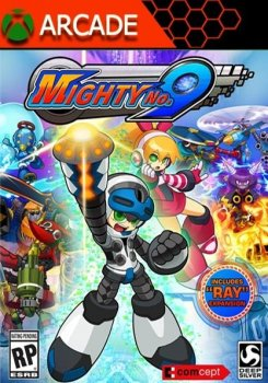 [XBOX360] Mighty No. 9 [+ DLC Ray Expansion] [FREEBOOT / RUS]