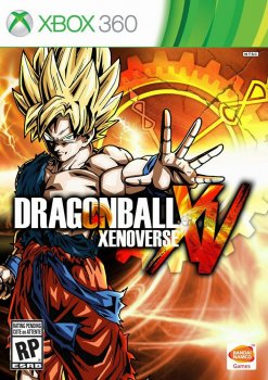 [XBOX360] Dragon Ball XenoVerse + DLC + TU + Trainer [Freeboot][ENG]