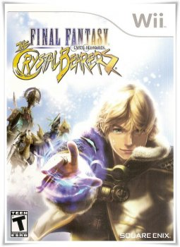 [Nintendo Wii] Final Fantasy Crystal Chronicles: The Crystal Bearers [NTSC, ENG]